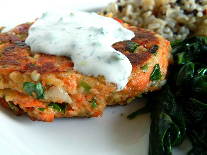 Make The Salmon Patties Sauce