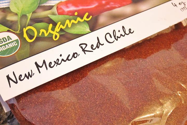 New Mexico Chili Powder