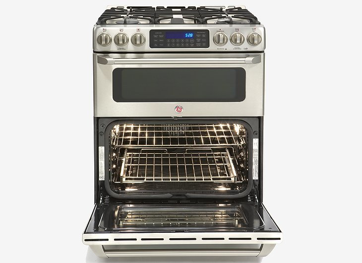 best 30 inch gas range capacity