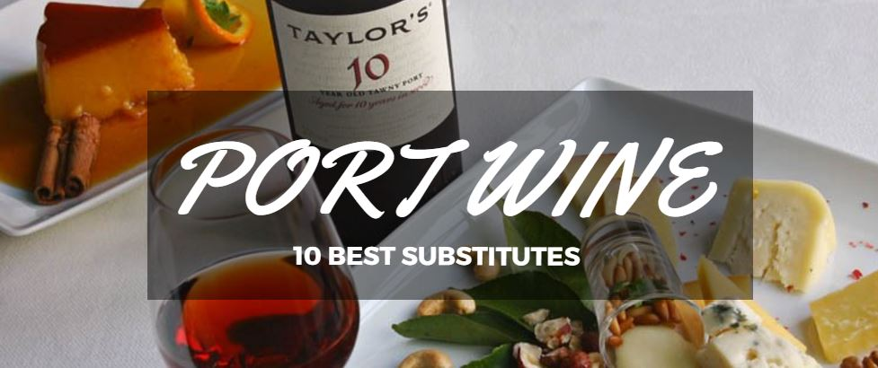 substitute for port wine