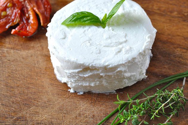substitute for goat cheese - Fromage Blanc