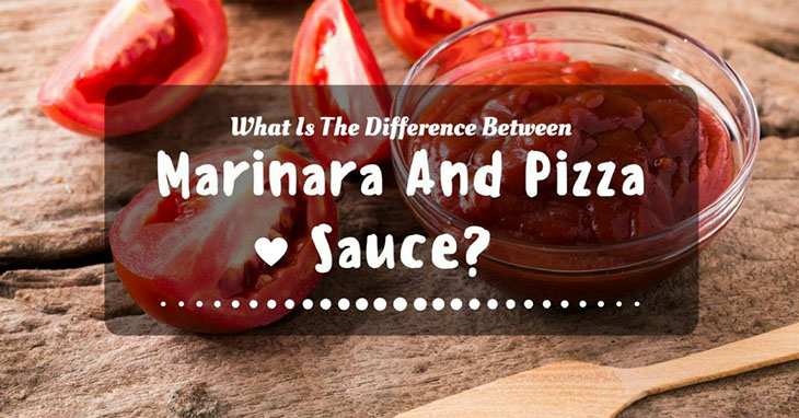 Pizza Sauce vs Marinara