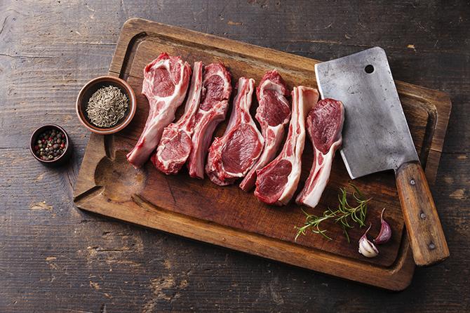 what does lamb taste like