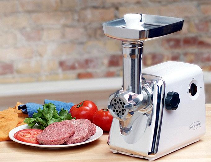 advantages of meat grinder