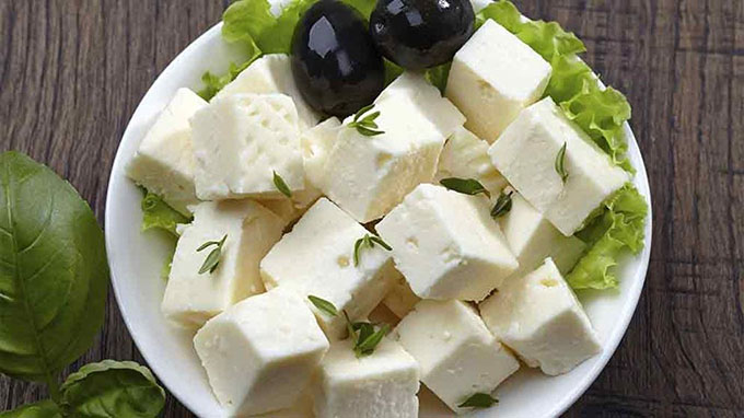 what is feta cheese