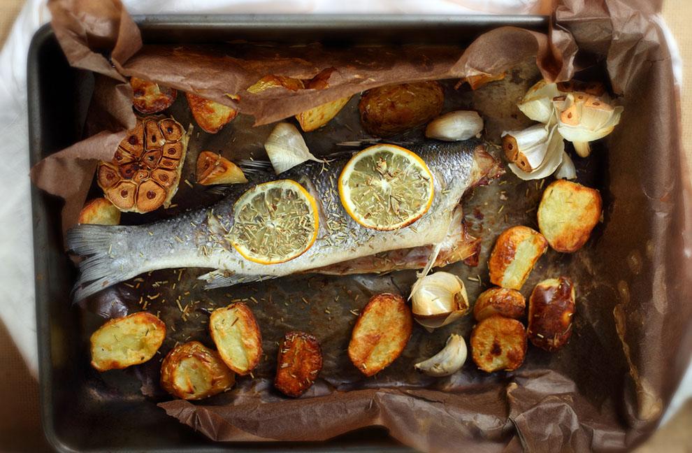 how to roast garlic tips