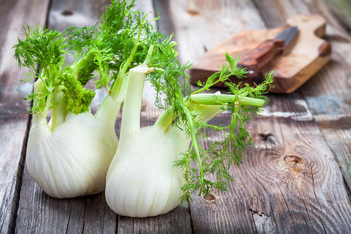 substitute for celery - Fennel