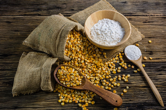Difference Between Corn Flour and Corn Starch