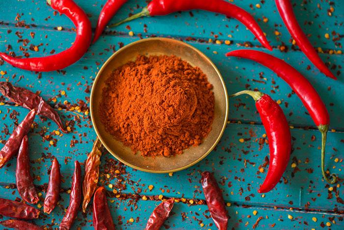 cumin substitute - Chili Powder
