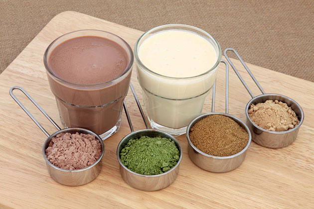 Choosing the Right Protein Blender - Ingredients