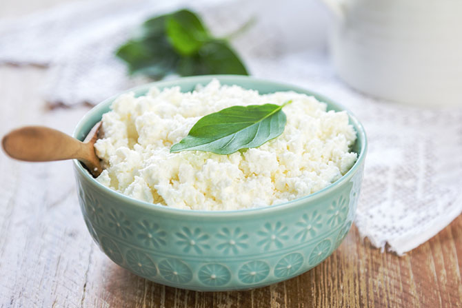 Substitute For Cottage Cheese - Ricotta Cheese
