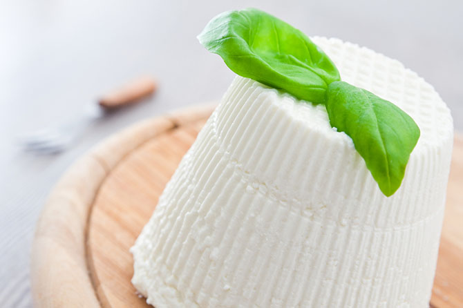 is ricotta cheese pasteurized 2