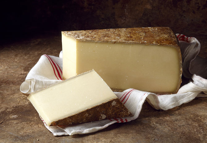 substitute for gruyere cheese - Beaufort Cheese