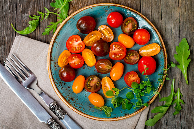 substitute for tomato puree - Fresh Tomatoes