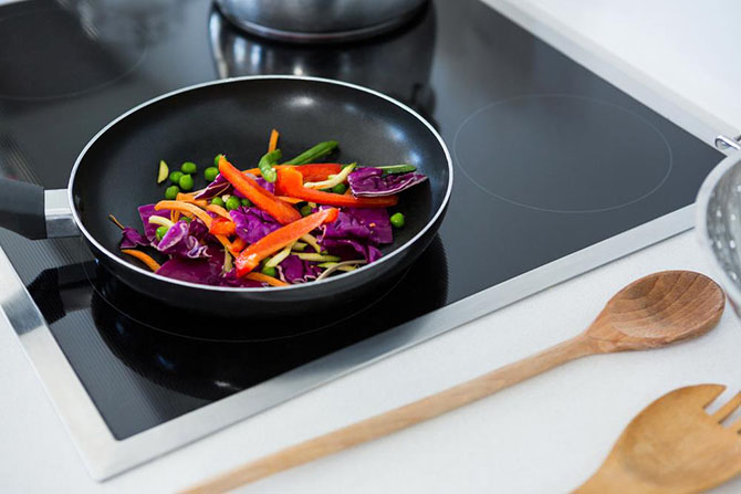 Advantages of Induction Cooking